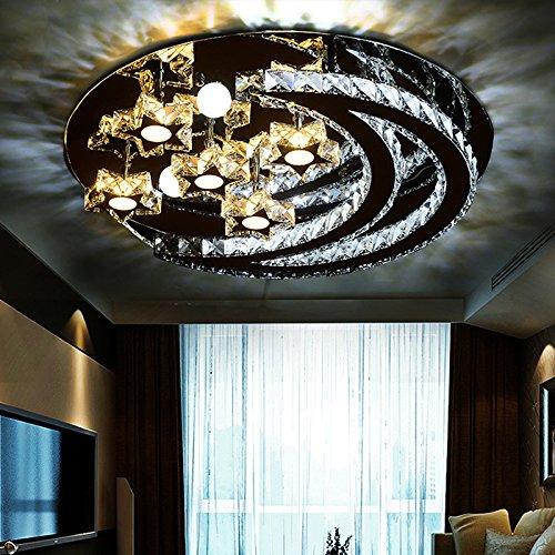 BSYY Lampada salotto rotondo led lampada camera da letto moderna ...