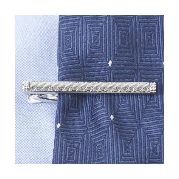 Tateossian-Mens-Rhodium-Plated-Corto-Wave-Tie-Clip
