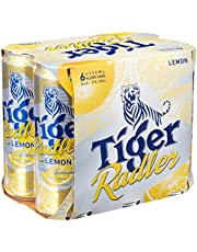 Tiger Radler Lemon, 330ml (Pack of 24)