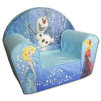 Neu Disney Frozen Eiskönigin Kinder Sessel Kindermöbel Kinderstuhl  KI63