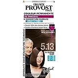 Franck Provost - Couleur Permanente Châtain Clair 5.13 + Pinceau Professionnel Offert
