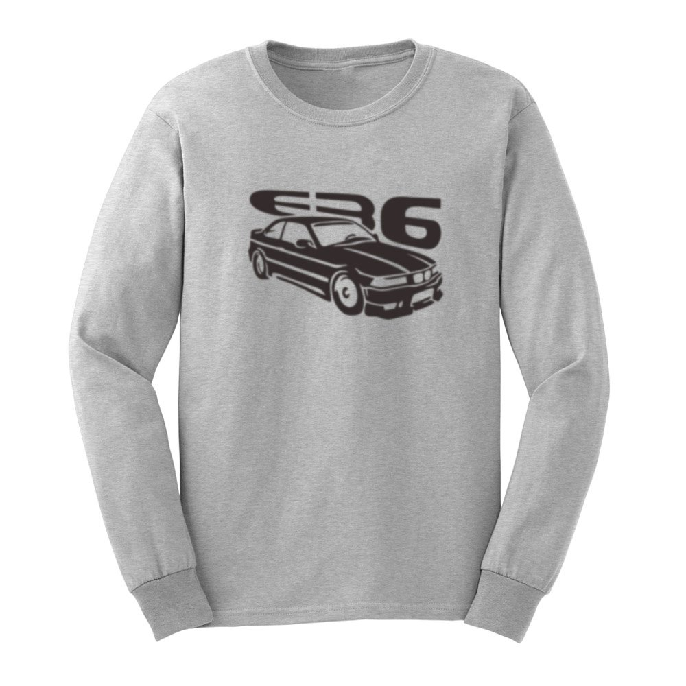 S E36 Car For Everyone Who Loves Fans T Shirts Casual Tee