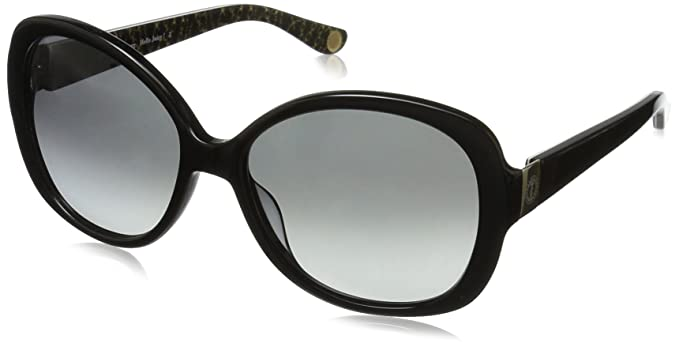 880c0b4453 Image Unavailable. Image not available for. Color  Juicy Couture Women s Ju  583 s Oval Sunglasses ...