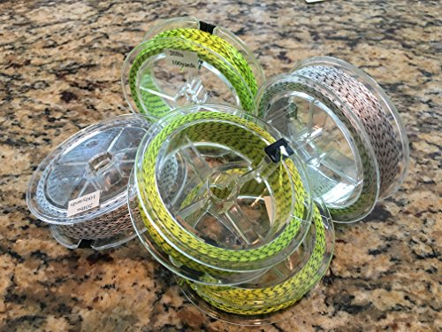 Fly Line Backing - Bozeman FlyWorks (Yellow) (Backing Fly Yellow Line)