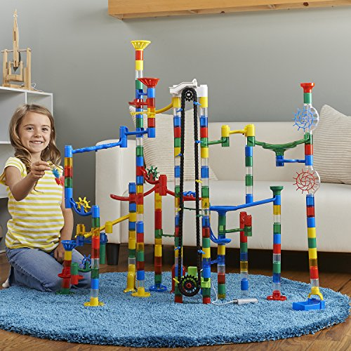 MindWare's Mega Marble Run and Motorized Marble Elevator: Set of (Marble Run Elevator)