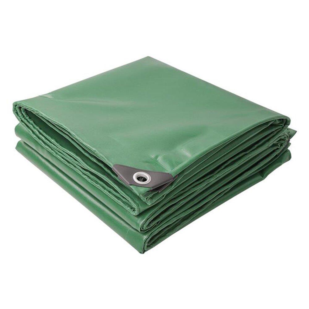 テントの防水シート 防水厚さ0.42mm、500g/m²防水抗UV多機能耐久性のあるシェードクロス それは広く使用されています (サイズ さいず : 4*5m) B07DKY4MS9 4*5m  4*5m