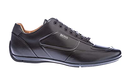 free shipping elegant in style new lifestyle Amazon.com | BOSS HB Racing Lowp Trainer in Black | Fitness ...