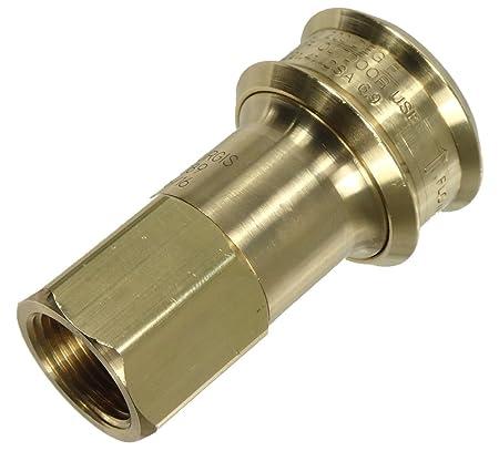 Sturgi-Safe 3 4 Natural Gas Propane Quick Disconnect