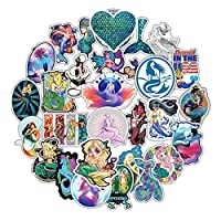 Water Bottle Stickers Laptop Stickers Pack Pcs Decals for Water Bottle Laptops Ipad Cars Luggages