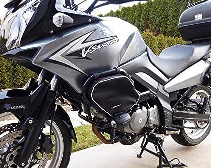 Bolsas para defensas de Motor RD Moto Suzuki V-Strom DL650 ...