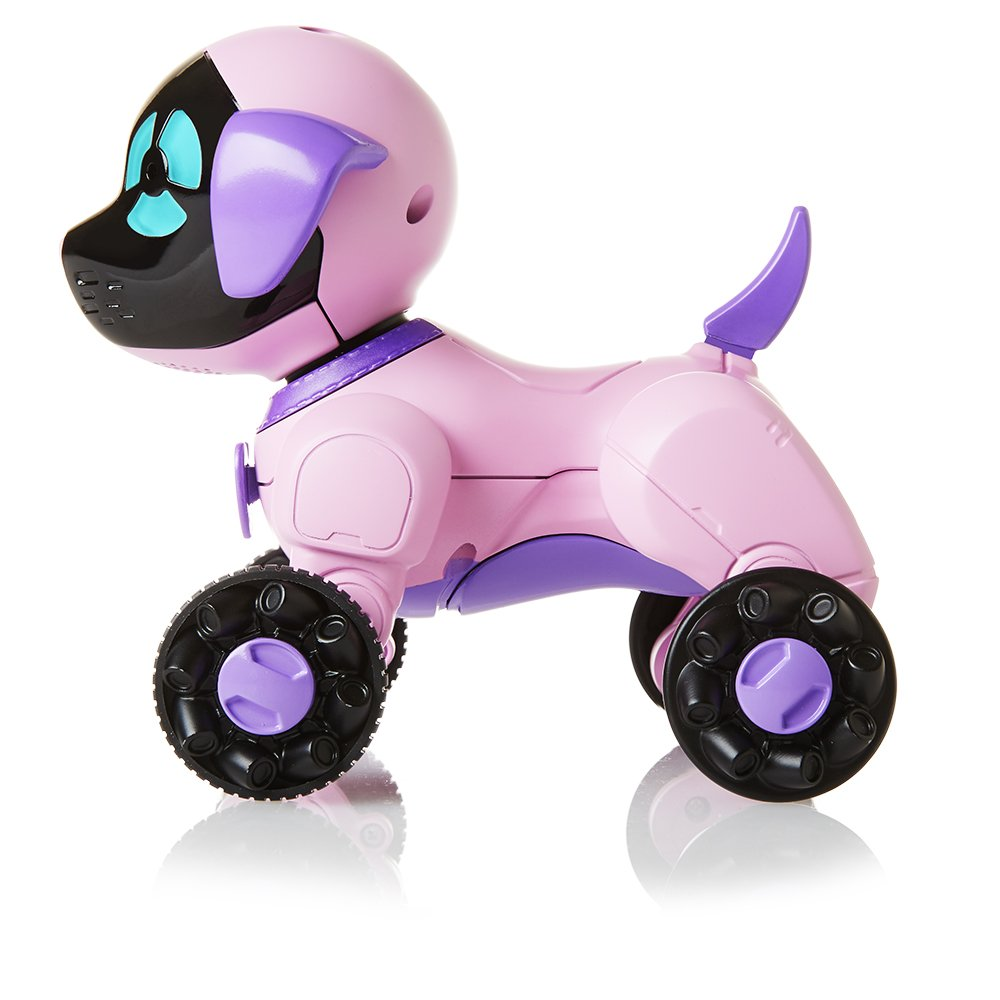 WowWee Chippies Robot Toy Dog - Chippette (Pink) by WowWee (Image #4)