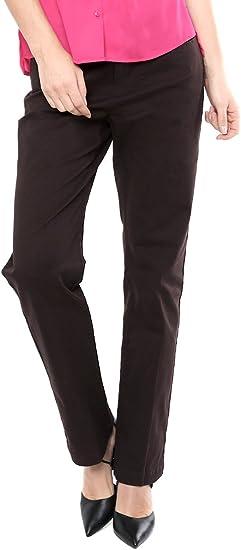 Dockers Pantalon Cafe Pantalones Para Mujer Cafe Talla 4 Amazon Com Mx Ropa Zapatos Y Accesorios