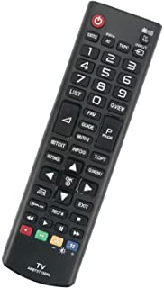 ALLIMITY AKB74475481 Control Remoto reemplazado por LG TV 47LN570V 47LN5708 47LB610V 47LB5700 47LA667V 45UF680V 45UF6807 43LH570V 43LH510V 43LH5100 42LV450U 42LN575S 42LN5708 42LF5800: Amazon.es: Electrónica