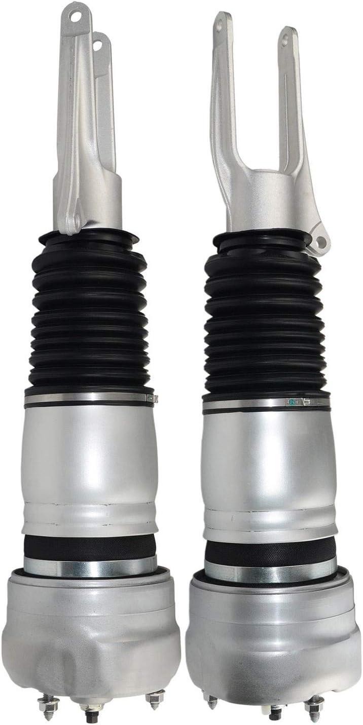 Air Suspension Strut Shock Airmatic Kits Front Left for 2010-16 Por sche Panamera 970 Engine 3.0 3.6 4.8L,Part# 97034305115 GELUOXI