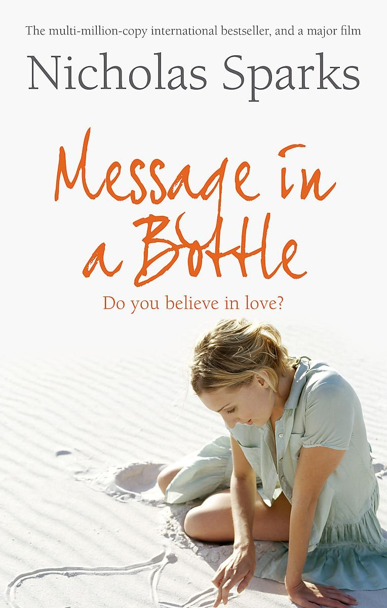 Image result for message in a bottle amazonbook