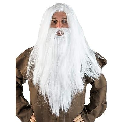 Bodysocks Wizard Wig: Clothing