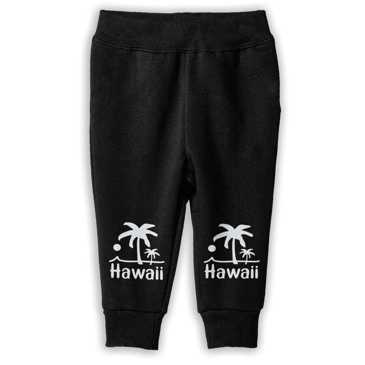 Little Boys Jogger Fleece Pants NJKM5MJ Hawaiian Sweatpants