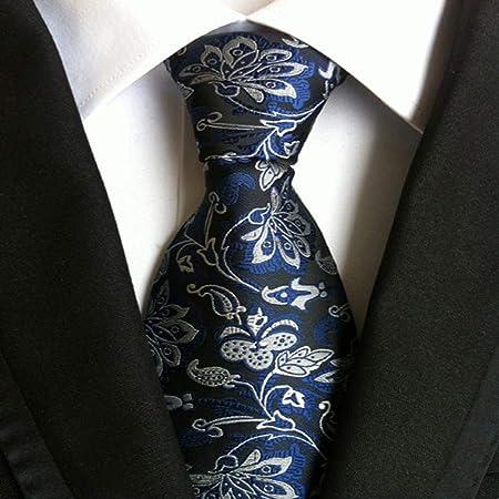 Littlefairy Hombre Designer Corbata,Profesional de los Hombres ...