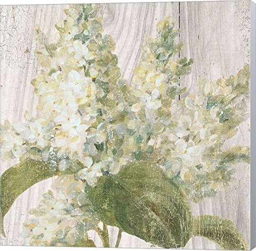 Scented Cottage Florals II Crop by Danhui Nai Canvas Art