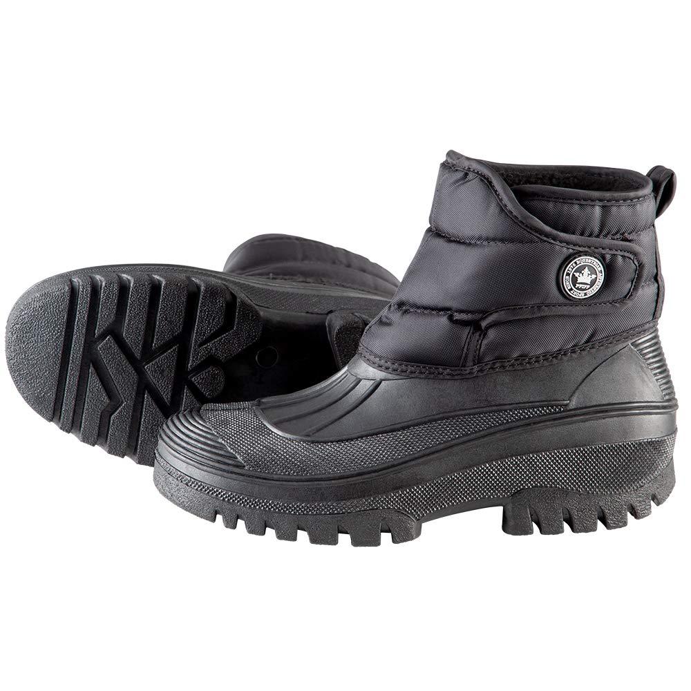 PFIFF PF 102896-60-36 - Zapatillas térmicas (talla 36), color negro