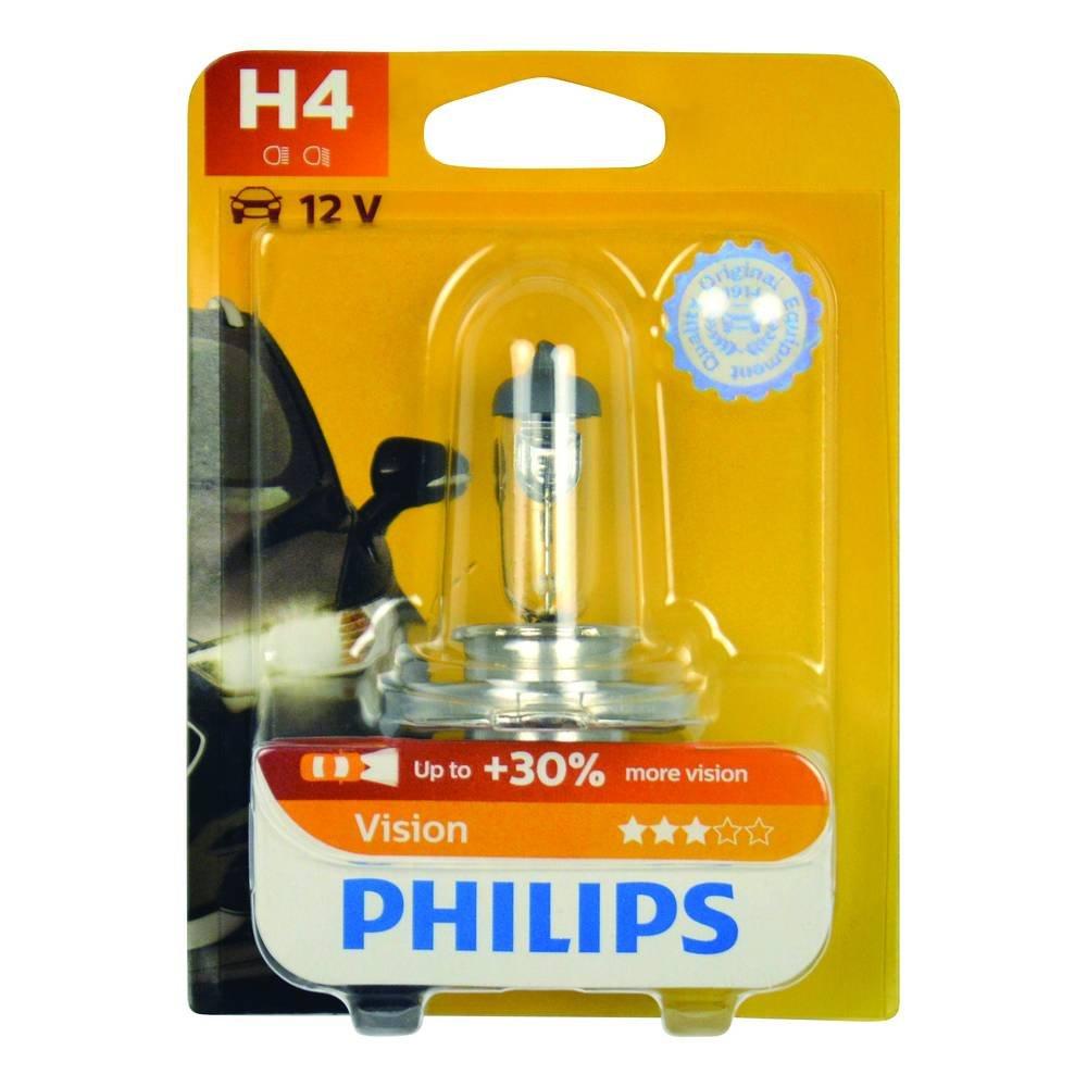 Philips Vision 12361B1 H9 Headlight 1x Blister Pack