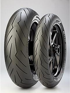 Pirelli Diablo Rosso III Pair 120/70 ZR17 190/55 ZR17