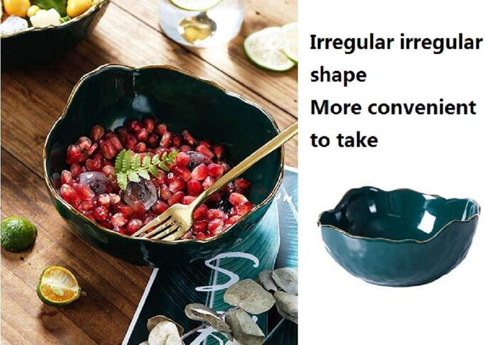 Cuenco ligero,duradero y f/ácil de limpiar,capacidad 1400 ml taz/ón de cereal //tazones de arroz//taz/ón de postre//taz/ón de desayuno//taz/ón de ensalada 100/% natural,ecol/ógico y sostenible 20 * 9 CM