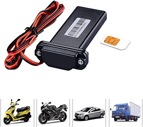 Motorcycle Spy Locator Mini GPS Tracker Tracking Vehicle Car Device Real Time