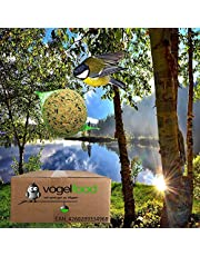 200 Stück 4 Jahreszeiten Meisenknödel mit Netz a 90 g = 18 kg Marke Vogelfood Vogelfutter sicher verpackt / DHL Versand