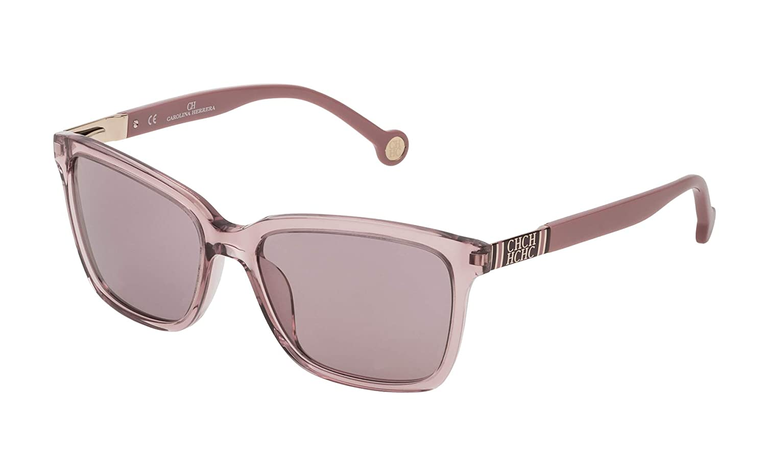 Amazon.com: Carolina SHE692-96DG Herrera - Gafas de sol con ...