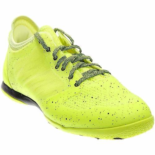 free shipping f968d 768c0 adidas X15.1 Court Solar Yellow/core Black/Frozen Yellow