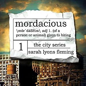 Mordacious Audiobook
