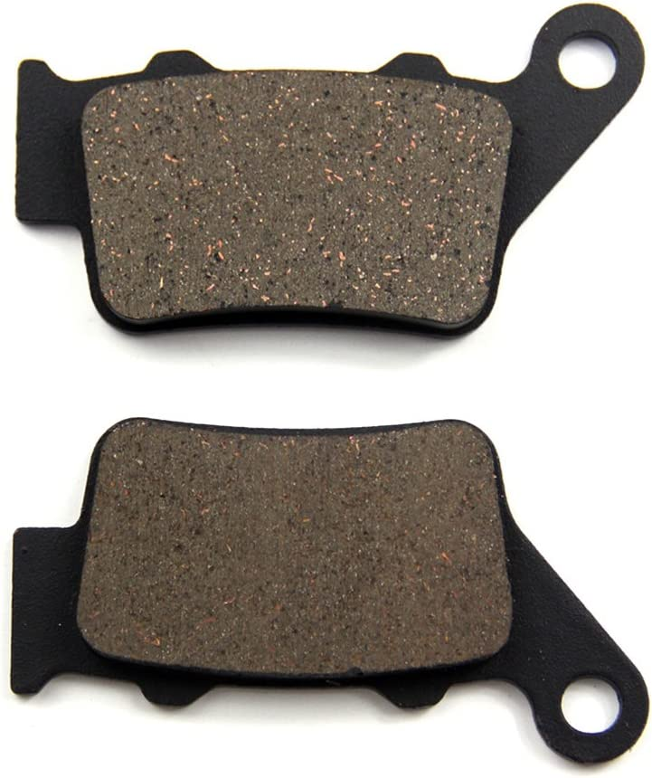 16-18 // F 800 GS 99-17 08-18 SOMMET Motorcycle Rear Brake Pads Disc 1 pair for BMW F 650 GS 13-18 // F 850 GS // F 700 GS