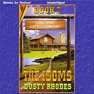 The Isoms, Book 2 Audiobook