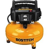 Bostitch BTFP02012 6-Gallon PSI Oil Free Pancake Compressor