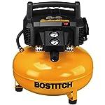 Bostitch BTFP02012 6 Gallon 150 PSI Oil-Free Compressor Review
