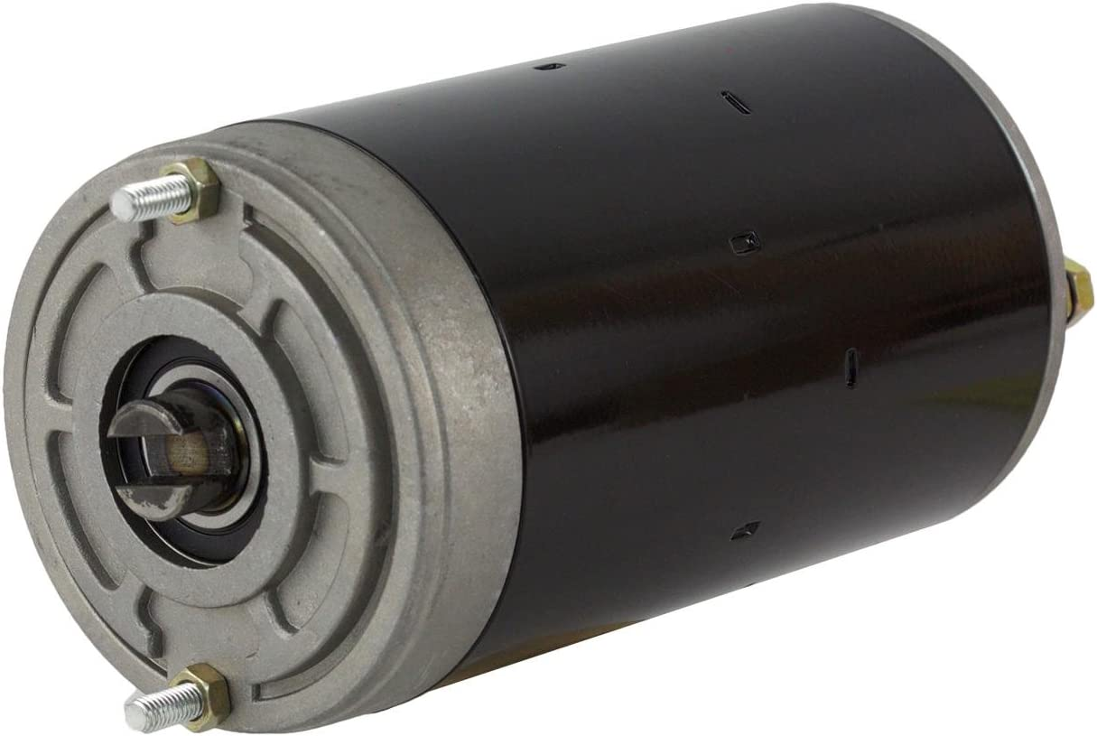 Rareelectrical NEW MOTOR COMPATIBLE WITH WESTERN W-8053 08053 MONARCH 2590112 M2590112 M2680100 M2680102