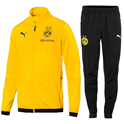 Herren Best Sales PUMA Borussia Dortmund T7 Trainingshose