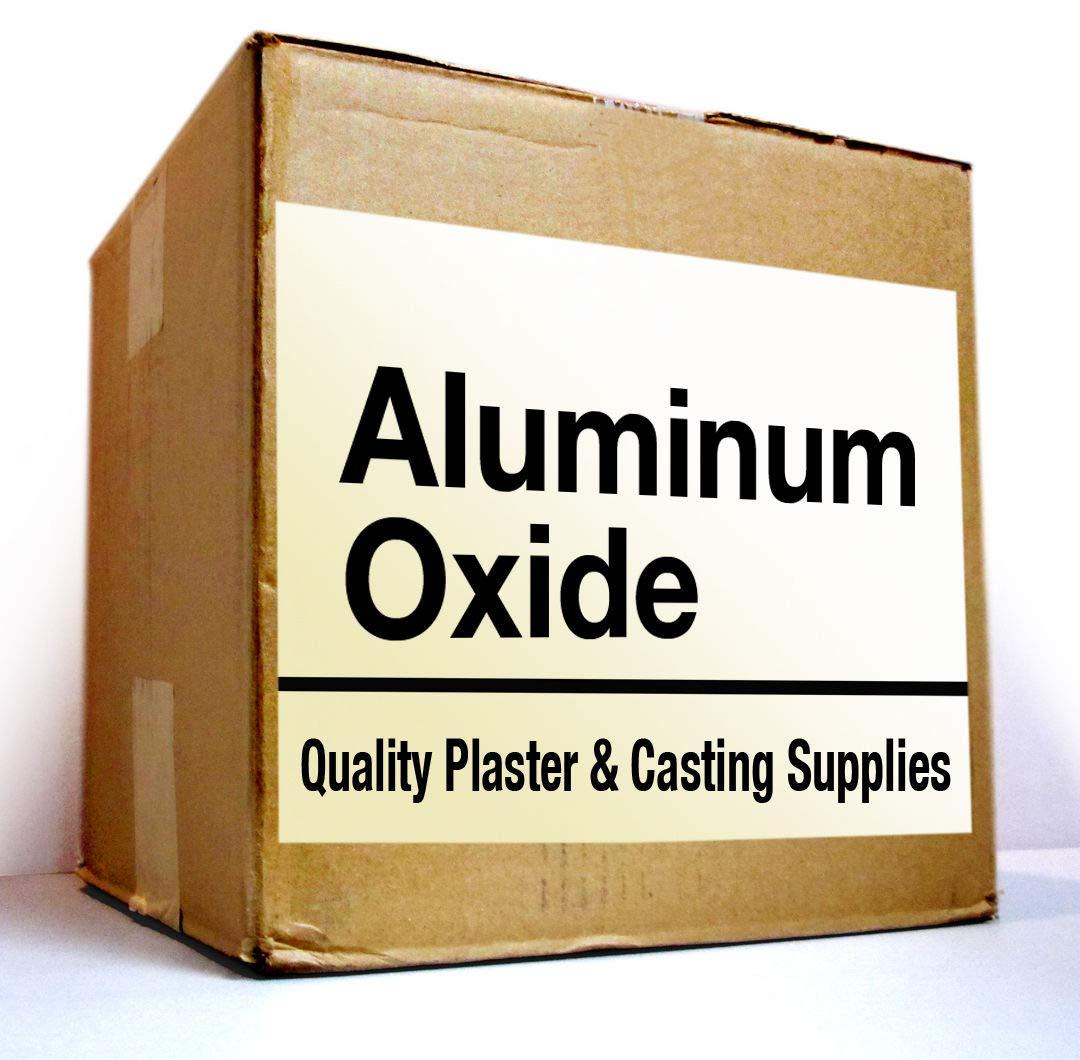 ホワイトヒューズ50ミクロン – 240グリッド酸化アルミニウム5ポンド   B07NLJF4BS