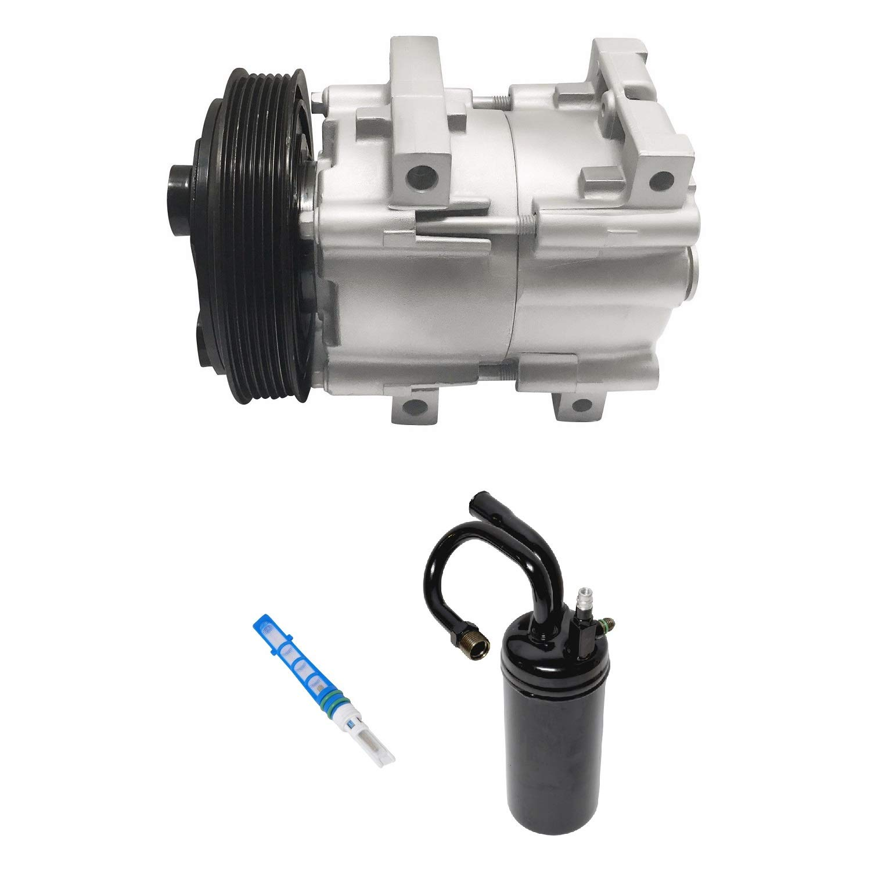 RYC Remanufactured AC Compressor Kit KT AC87