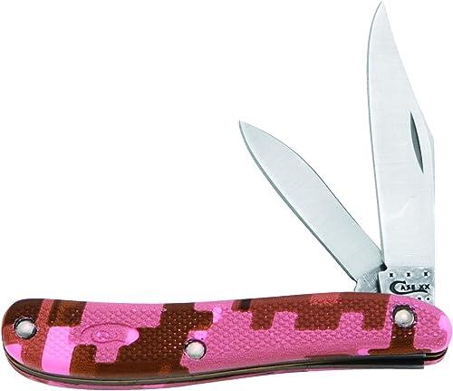 Pink Lightweight Camo Peanut