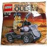 LEGO Pharaohs Quest: Desert Rover Set 30091 (Bagged)