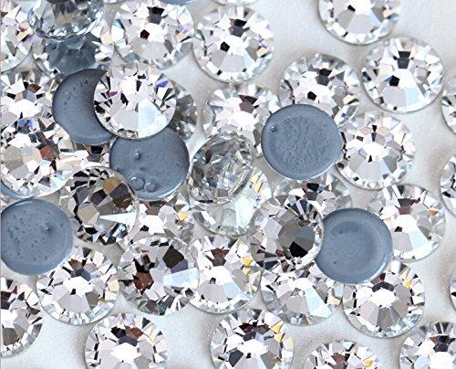 Jollin Hotfix Crystal FlatBack Rhinestones 4.0mm SS16(576pcs)