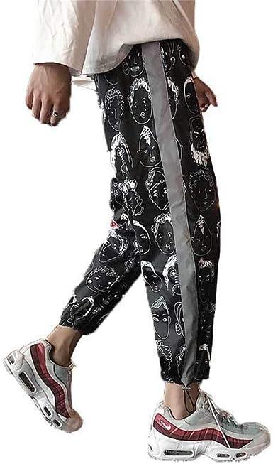 Tasty Life Otoño Streetwear Fitness Pantalones Hombre Hip Hop ...