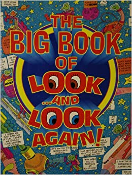 The Big Book of Look...and Look Again! (Paperback)