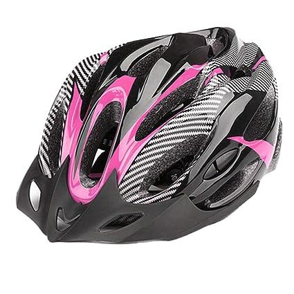 Amazon.com: BERGORT Casco de Bicicleta Ultraligero Ciclismo ...