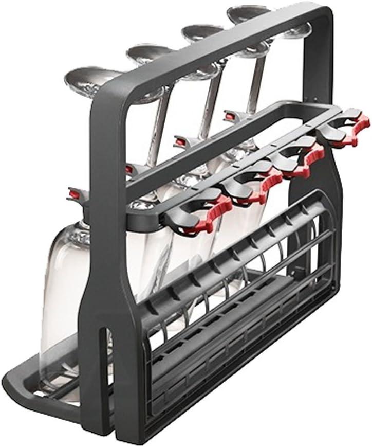 AEG Universal Wine Glass Basket Rack Fits Beko Dishwasher 8 Glasses