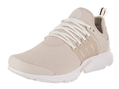 best service 4dc14 a2db4 Amazon.com | Nike Air Presto Women's Shoes Desert Sand/White ...