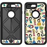 The Disney Princess OtterBox Defender iPhone 7 Plus Skin is made from a 3M durable auto-grade vinyl for an ultimate lightweight OtterBox Defender iPhone 7 Plus decal protection without the bulk. Every Skinit Disney Princess skin is officially license...