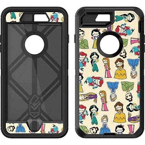 huge discount acee1 3dcb8 Amazon.com: Skinit Disney Princess OtterBox Defender iPhone 7 Plus ...